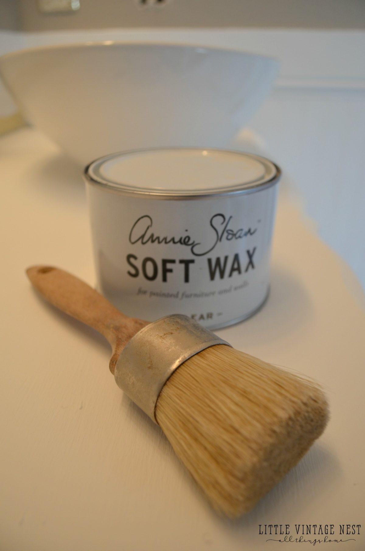 Annie Sloan Clear Waxing Tips & Tricks