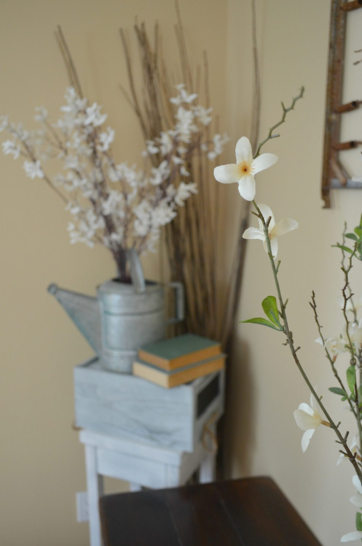 Spring Home Tour Flowers