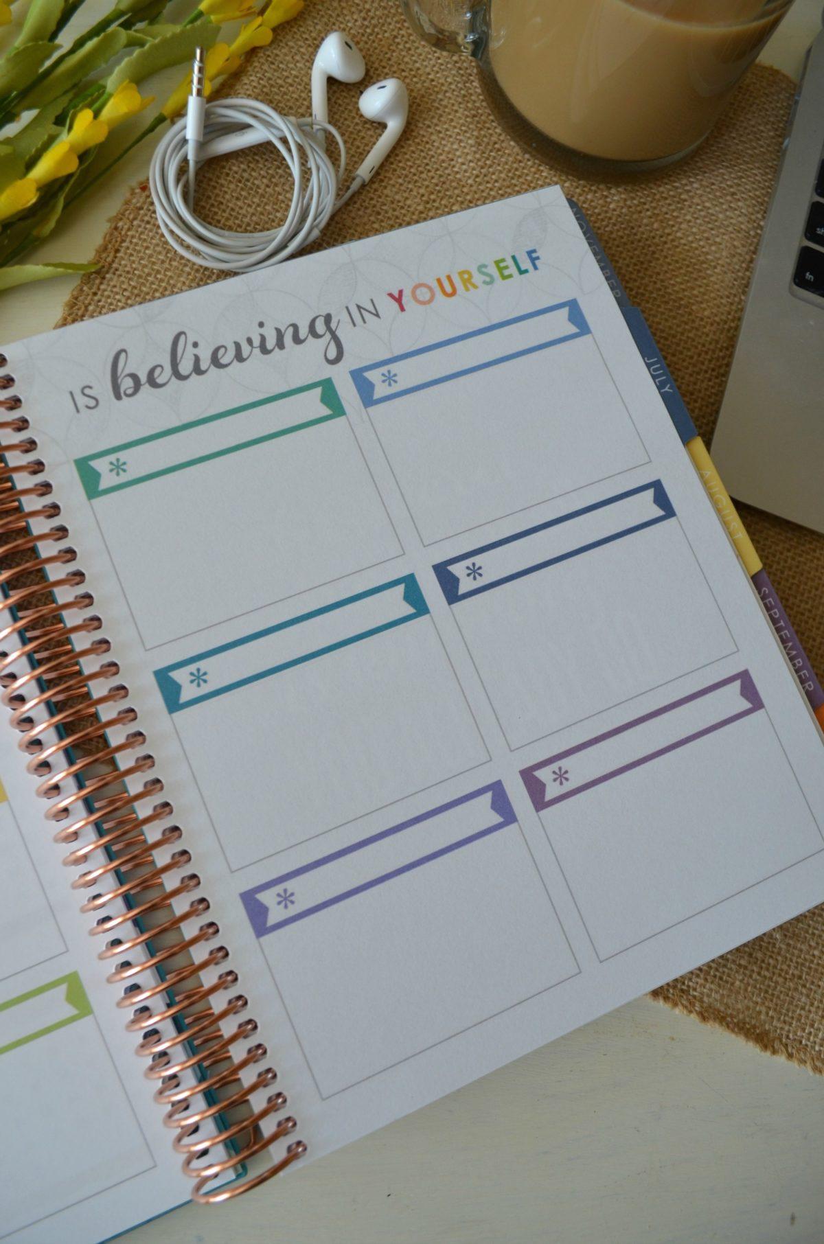 Erin Condren 2017 LifePlanner Review 13