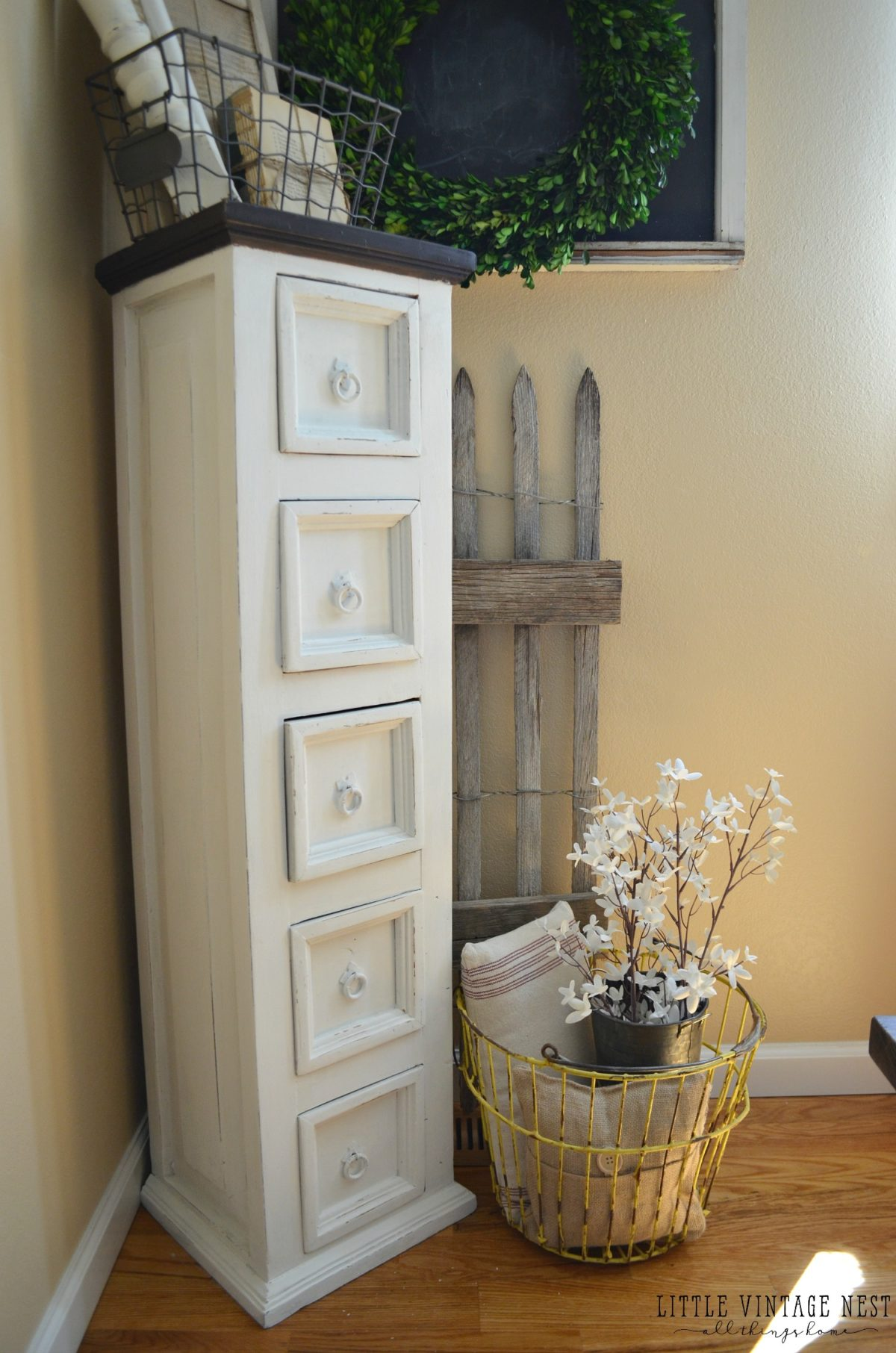 dining room storage.  Farmhouse Decor Dining Room Storage Cabinet Little Vintage Nest