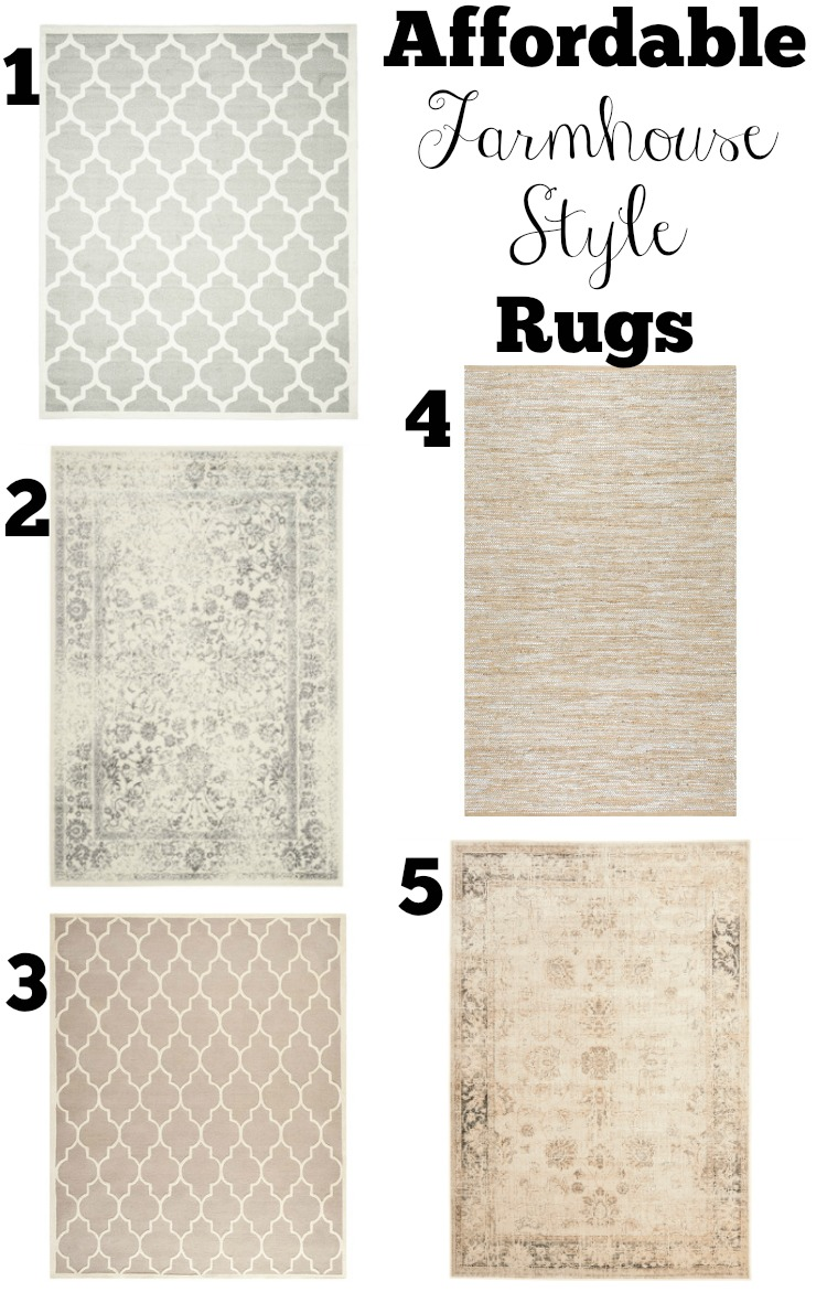 Farmhouse Rugs Home Design Ideas and