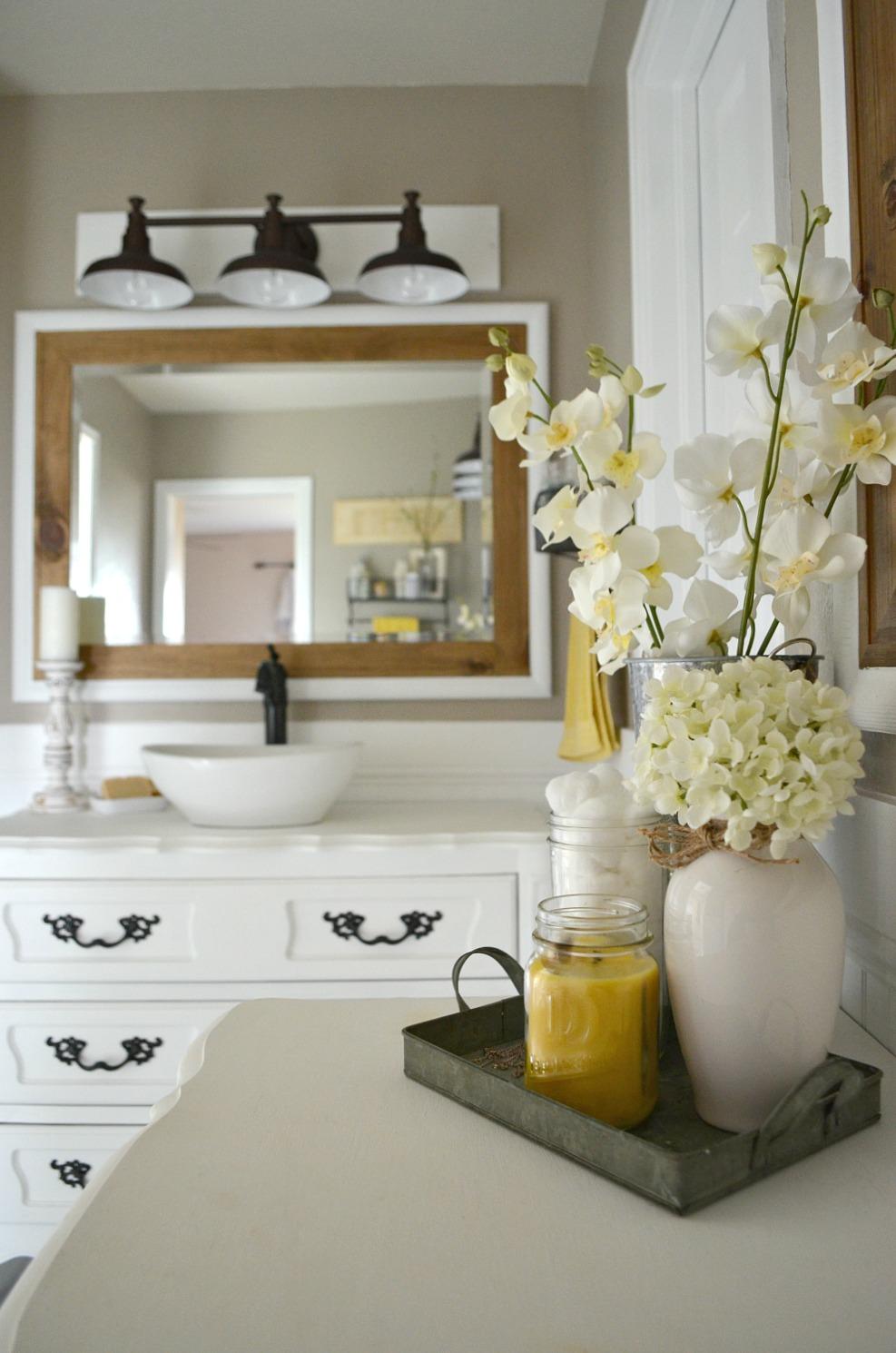 title | Vintage Bathroom Decor Ideas