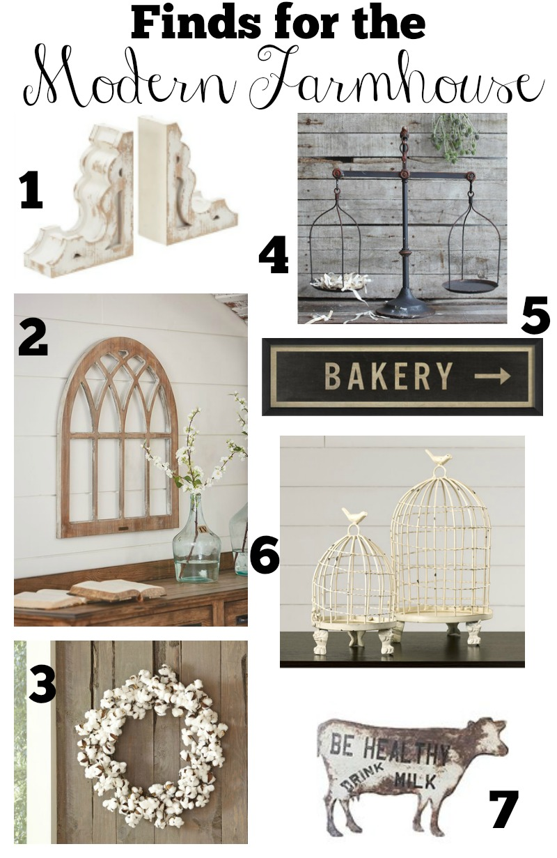 Affordable Finds for the Modern Farmhouse