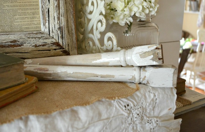 Simple Ways to Decorate with Spindles