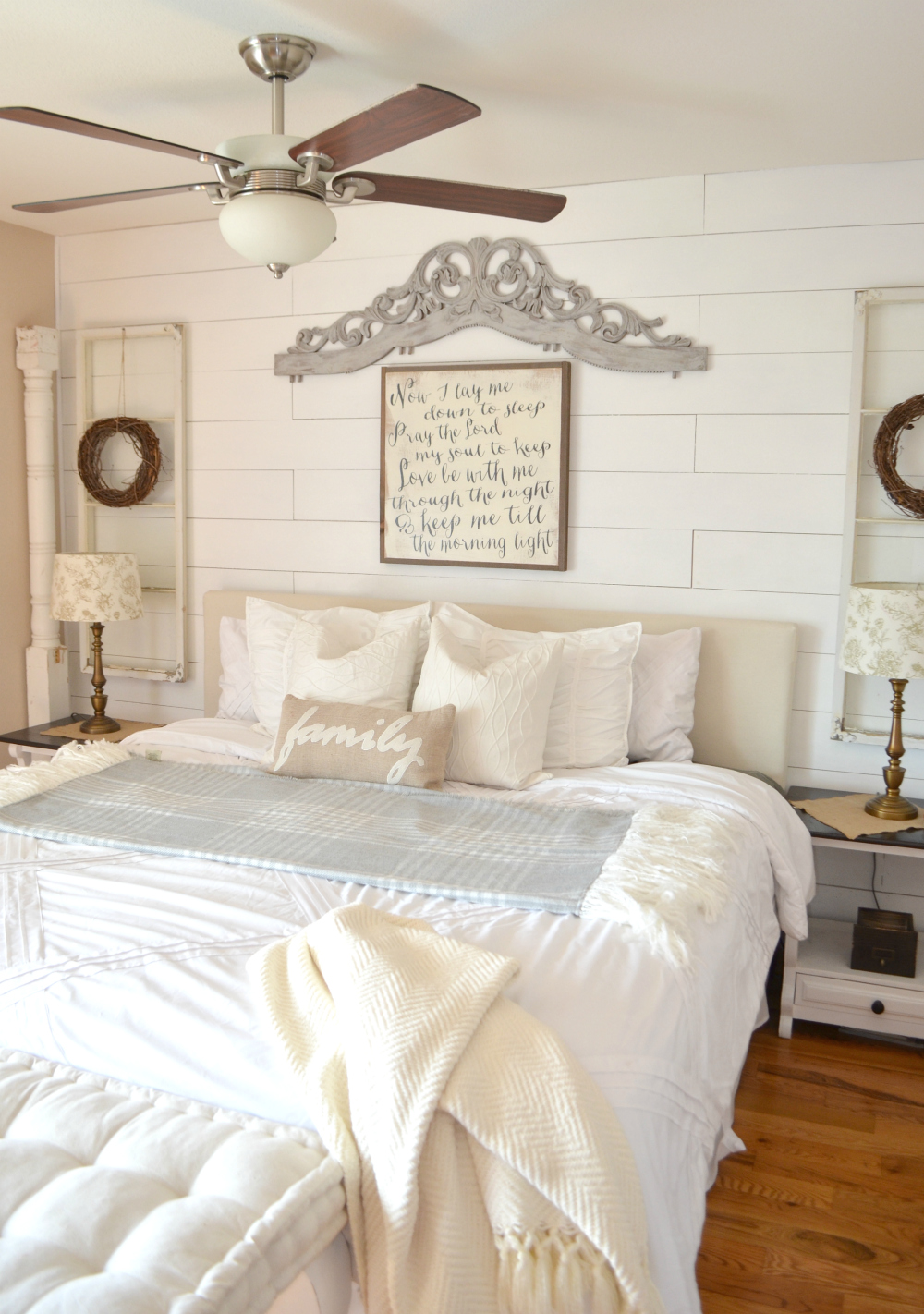ideas floral yourself headboard headboards vintage make slideshow your bob easy diy to vila projects bed