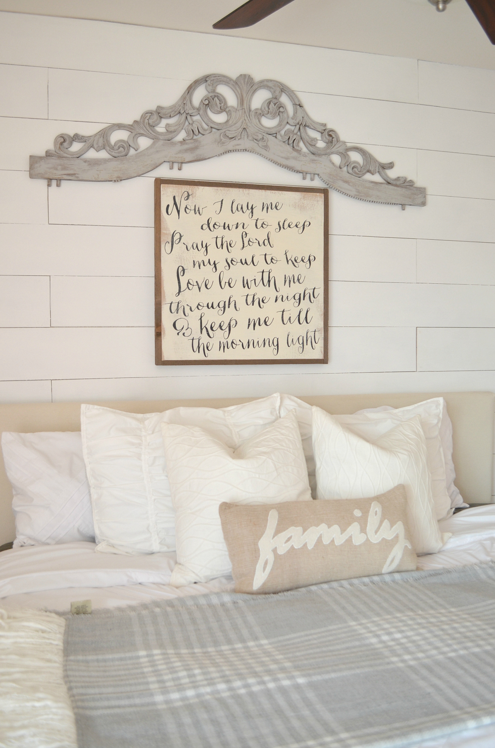white full serenity and vintage blue linen hand nightstand queen set pin headboard painted in