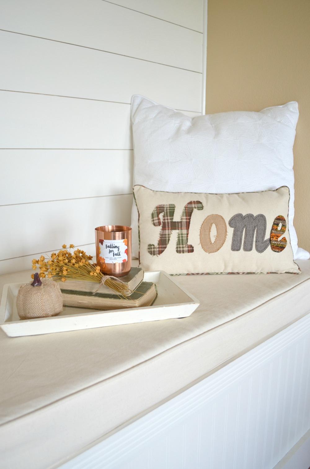 Cozy Farmhouse Fall Living Room