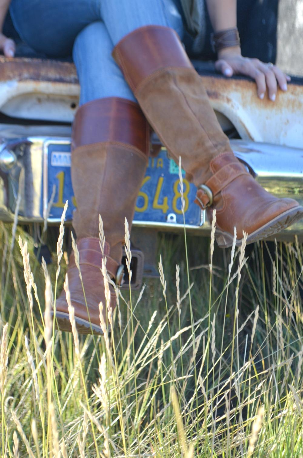Fall Wardrobe Favorites Riding Boots