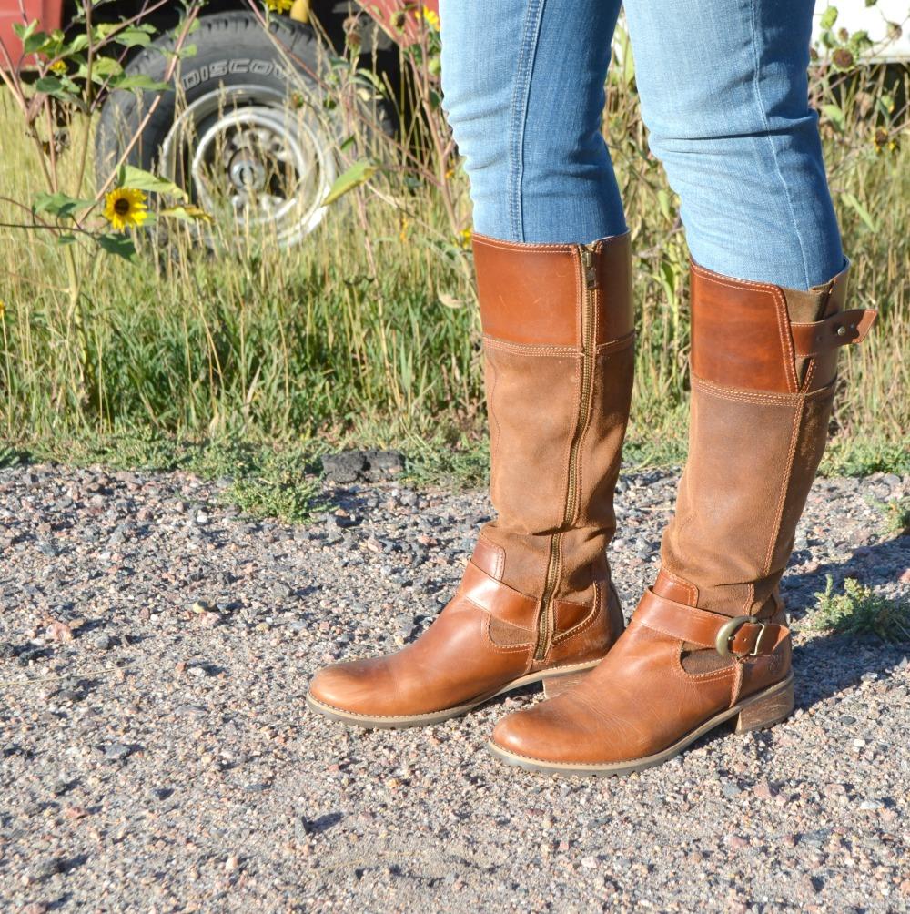 Fall Wardrobe Favorite Riding Boots