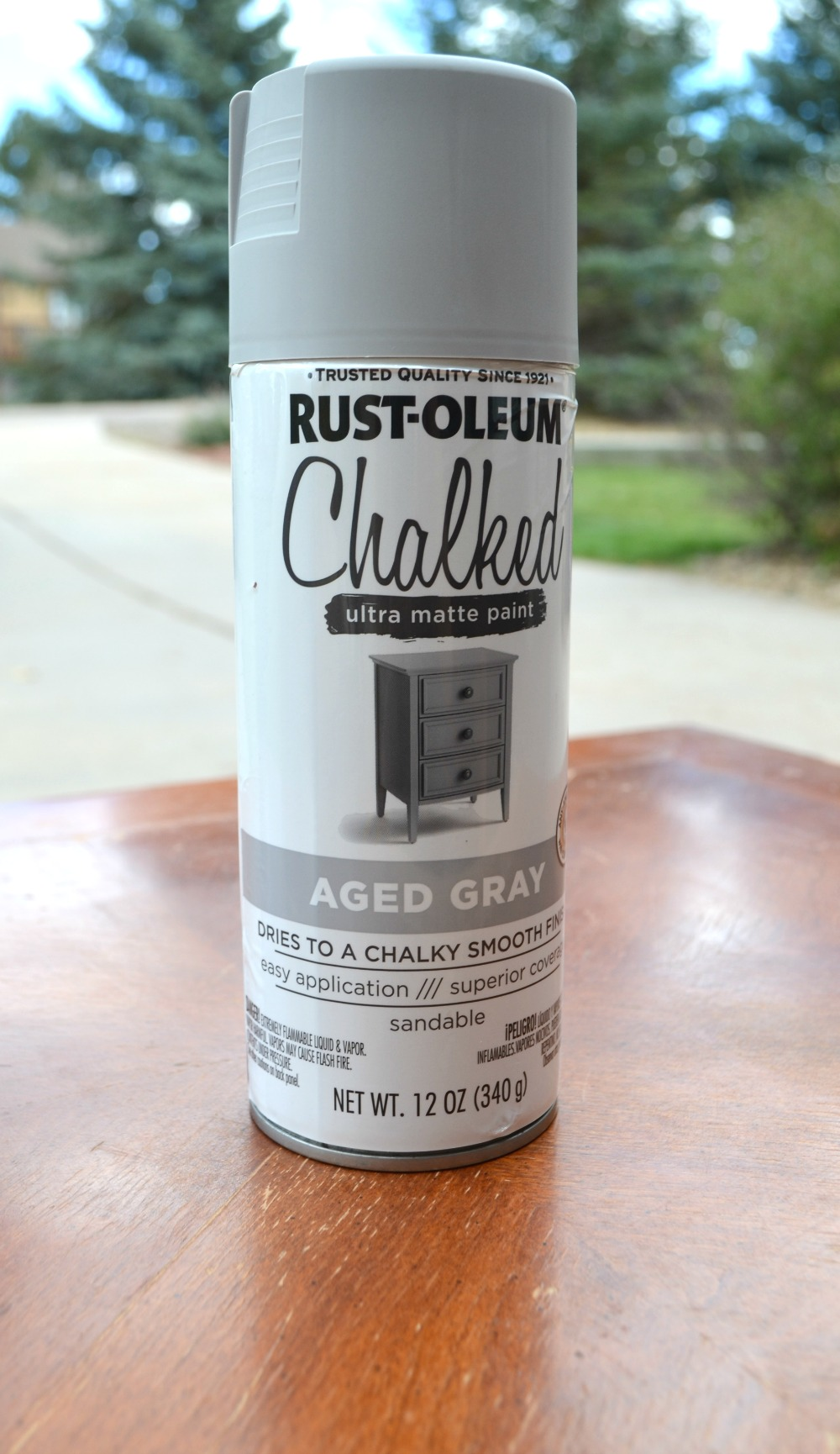 Full Review Of Chalky Spray Paint