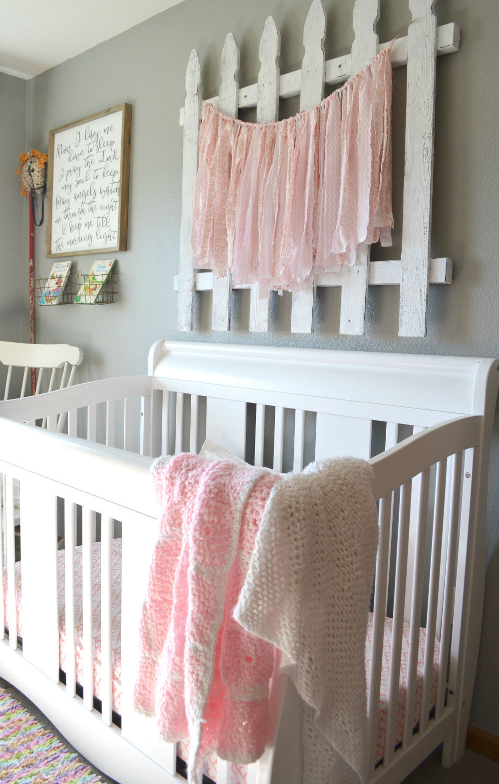 Vintage Farmhouse Nursery