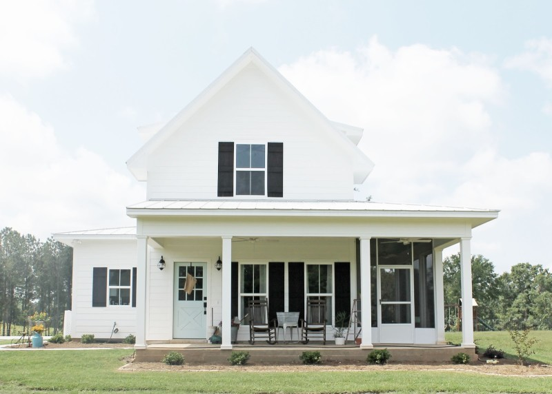 Farmhouse Exteriors farmhouse exterior paint color ideas