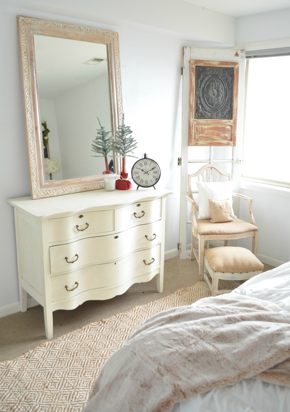 Farmhouse Guest Bedroom Tour