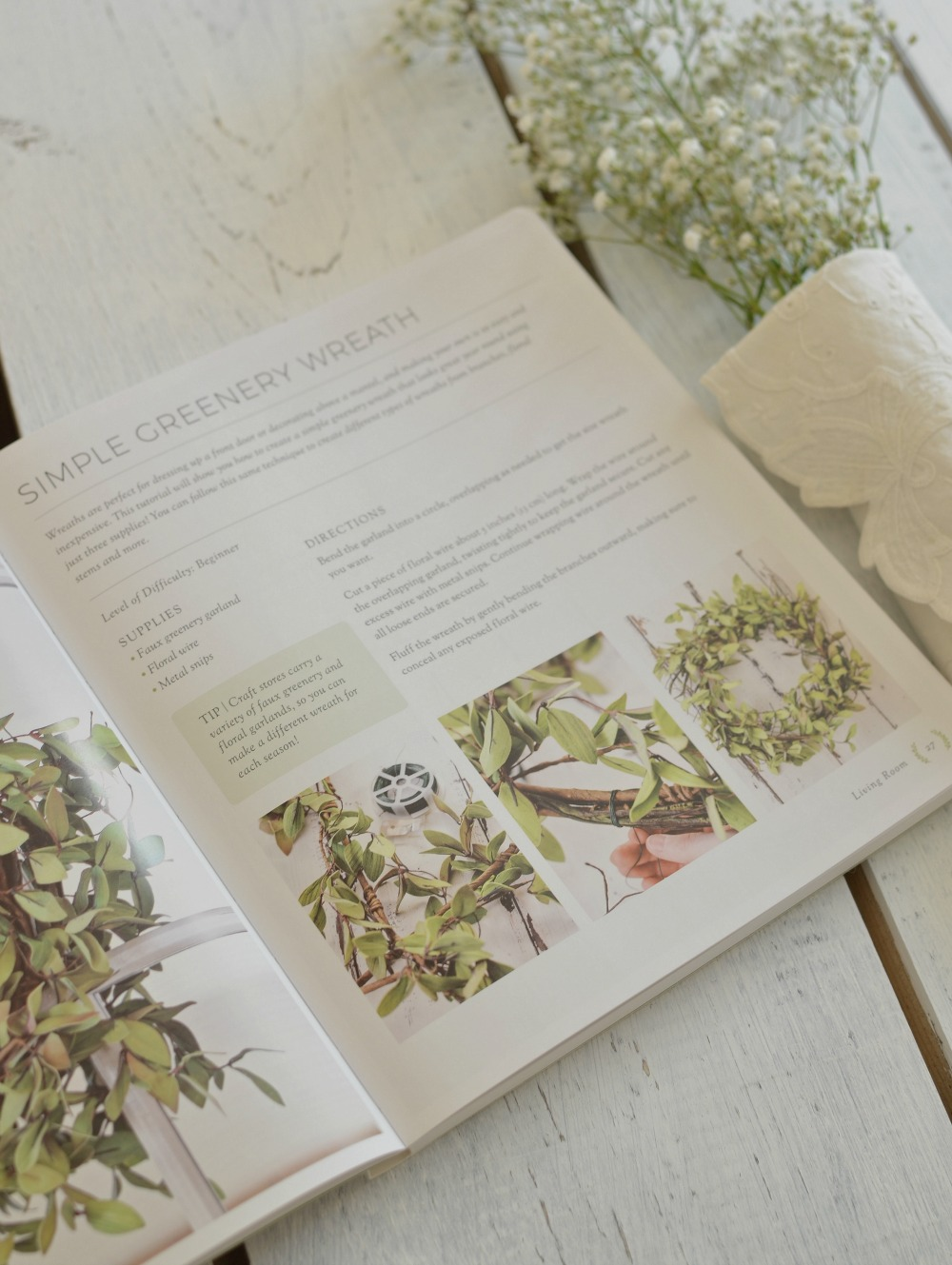 A Touch of Farmhouse Charm Book Review: Farmhouse Window Trim