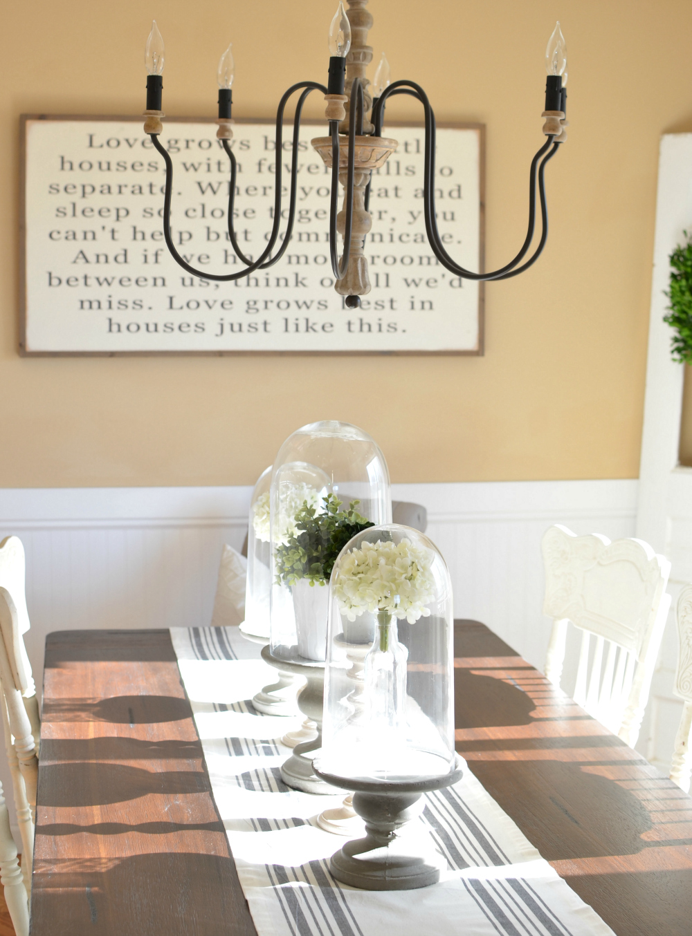 Farmhouse dining room ideas 17 best 1000 ideas about for Best farmhouse dining rooms