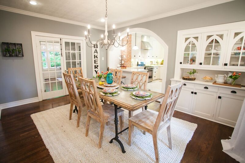 Favorite Fixer Upper Dining Rooms Farmhouse Style Room Inspiration