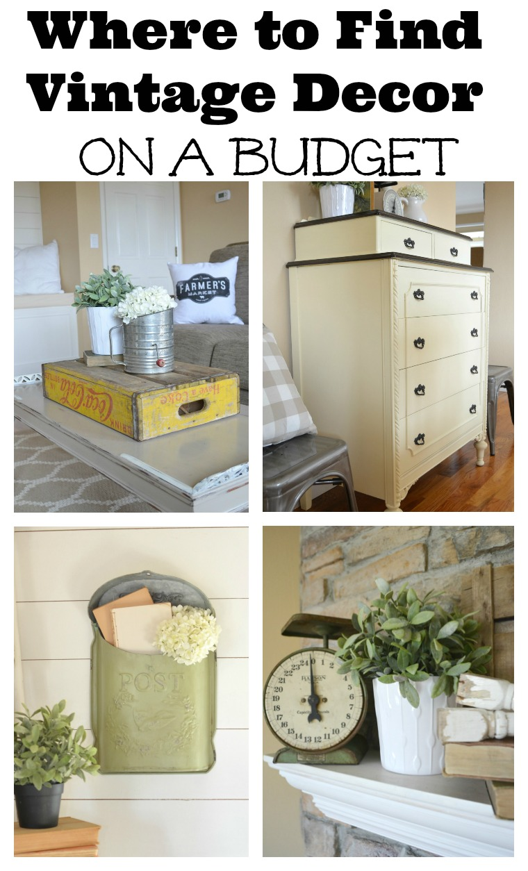 pinterest home decorating on a budget where to find vintage decor on a budget 13530
