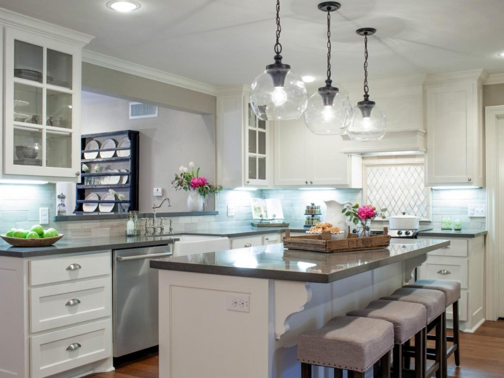 Fixer upper modern kitchen - The Best Fixer Upper Kitchens Beautiful Farmhouse Style Kitchen All Done By Joanna Gaines