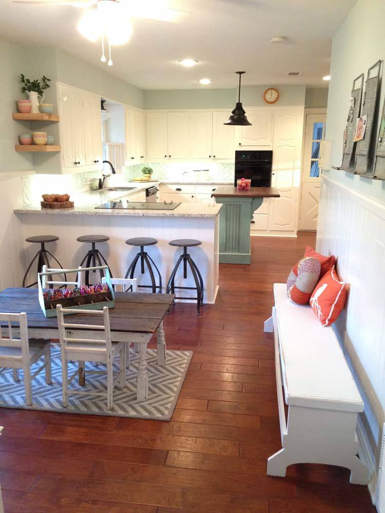 The best fixer upper kitchens for Kitchen ideas joanna gaines