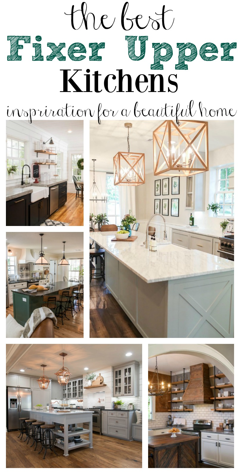 Images of fixer upper kitchens - Images Of Fixer Upper Kitchens 34