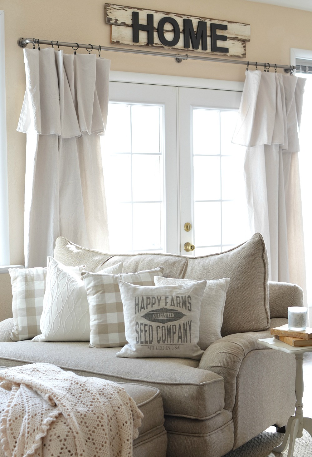 My Top 5 Most FAQ's on Curtains For Farmhouse Living Room  id=15679