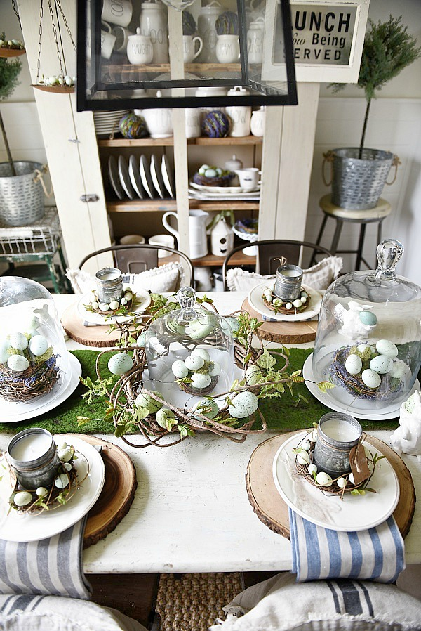 Farmhouse Style Easter Decor Ideas Design Ideas