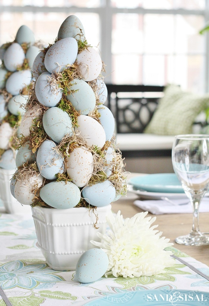 Farmhouse Style Easter Decor Ideas