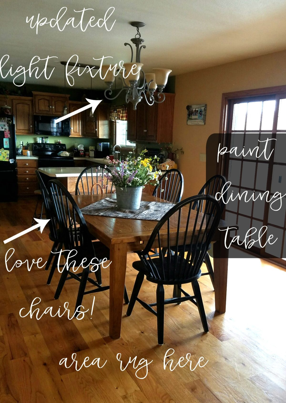 Farmhouse Rehab Budget Friendly Spring Refresh