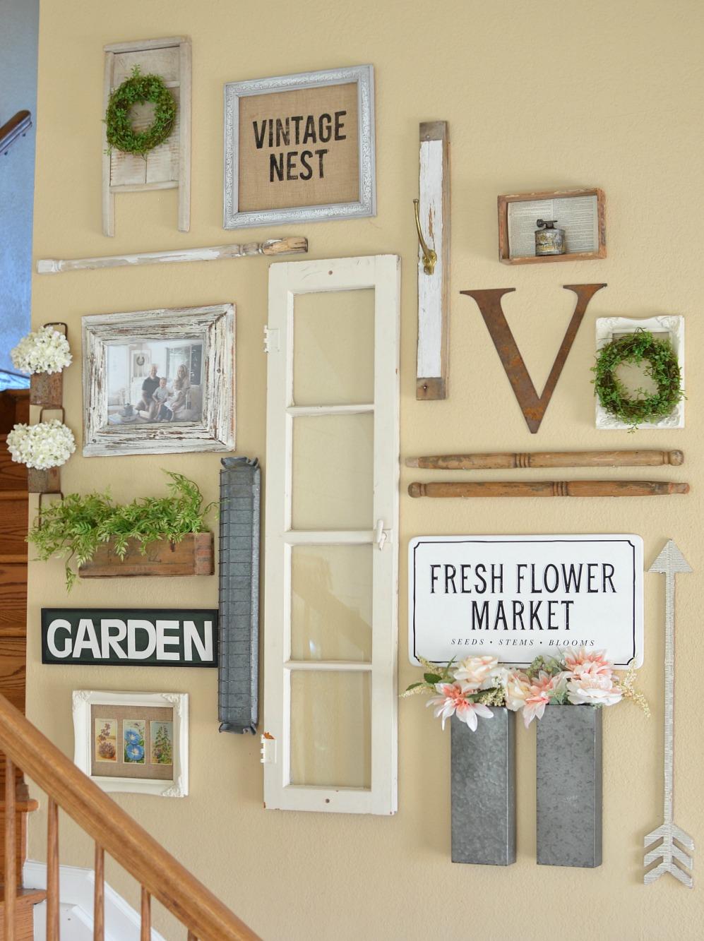 title | farmhouse style wall decor