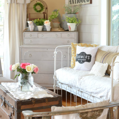 Simple Ways to Decorate for Spring on a Budget