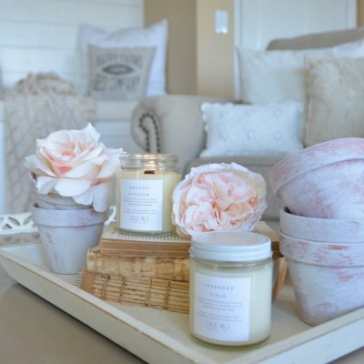Friday Favorites: Candles, Memory Book + More