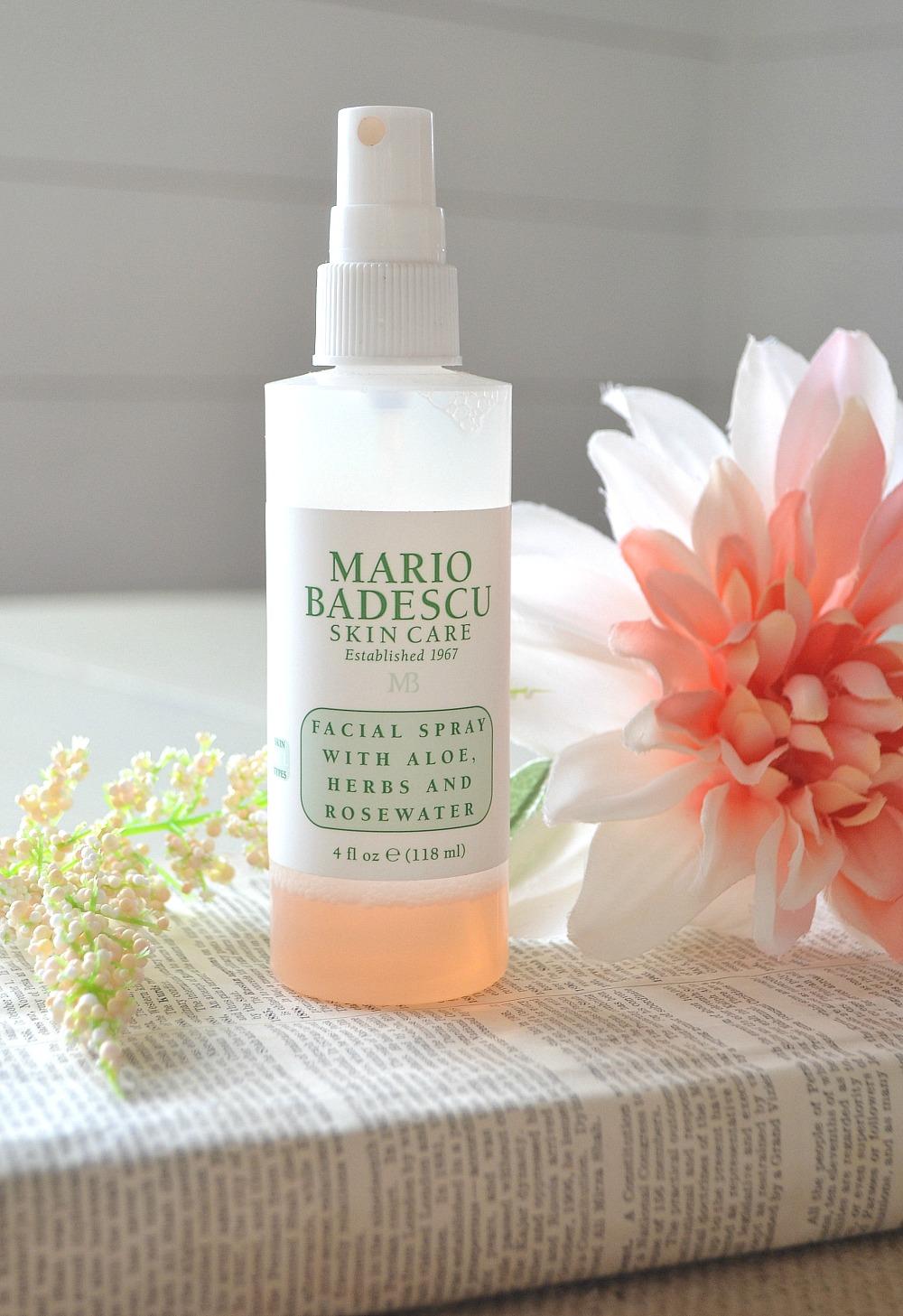 Friday Favorites: Rose Water Facial Spray