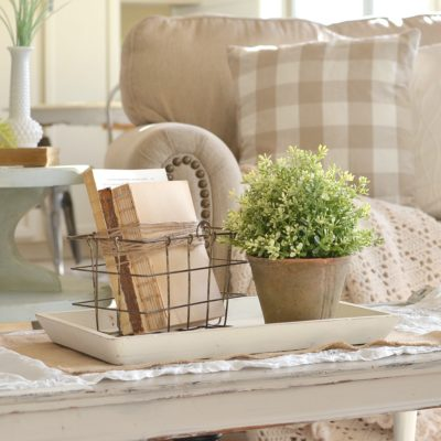 How to Get Farmhouse Style In Your Home: Part Two