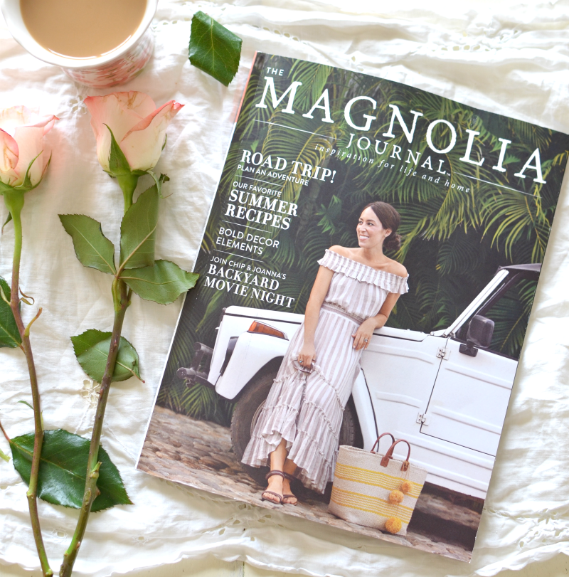 Friday Favorites: Magnolia Home Journal