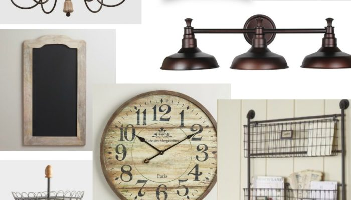 Favorite Farmhouse Finds–Things I Own & Love!