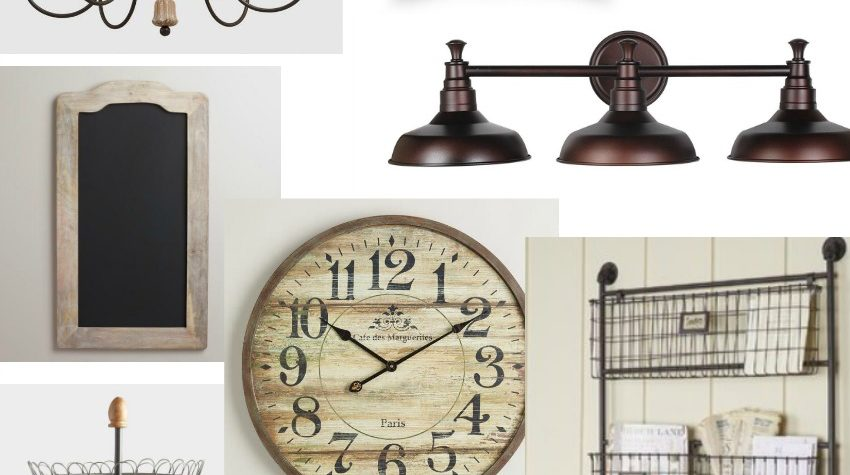 My Favorite Farmhouse Finds