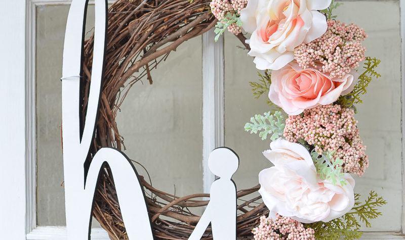 DIY Wreath for Spring and Summer