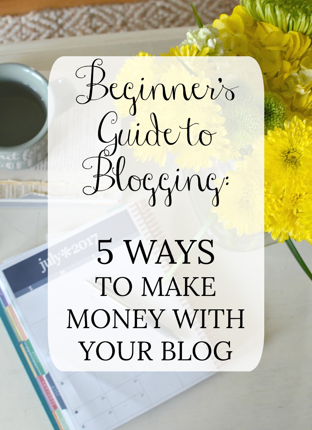 The Inside Scoop on How to Make Money Blogging