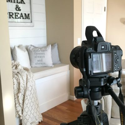 Photography Tips for Home & Lifestyle Bloggers