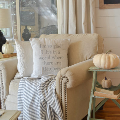 Farmhouse Style Pillows for Fall