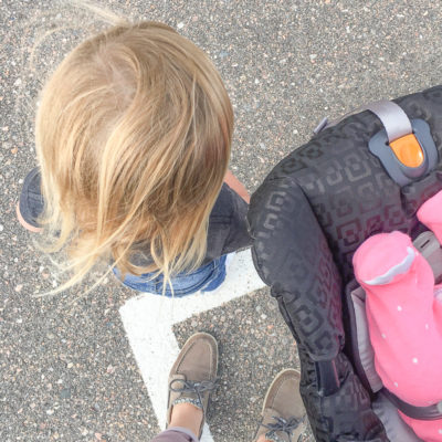 A Day in The Life As a Blogger & Mama to 3