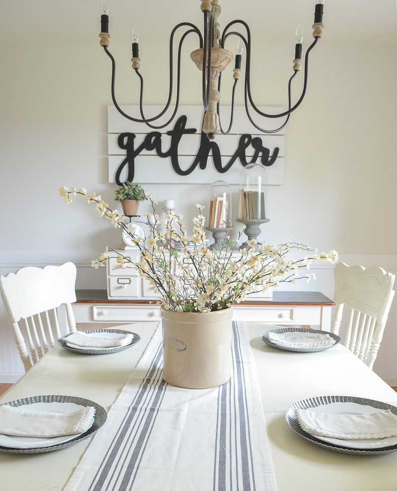 ... What To Know Before Painting Your Walls White. Lessons Learned From  Painting Our Farmhouse Style