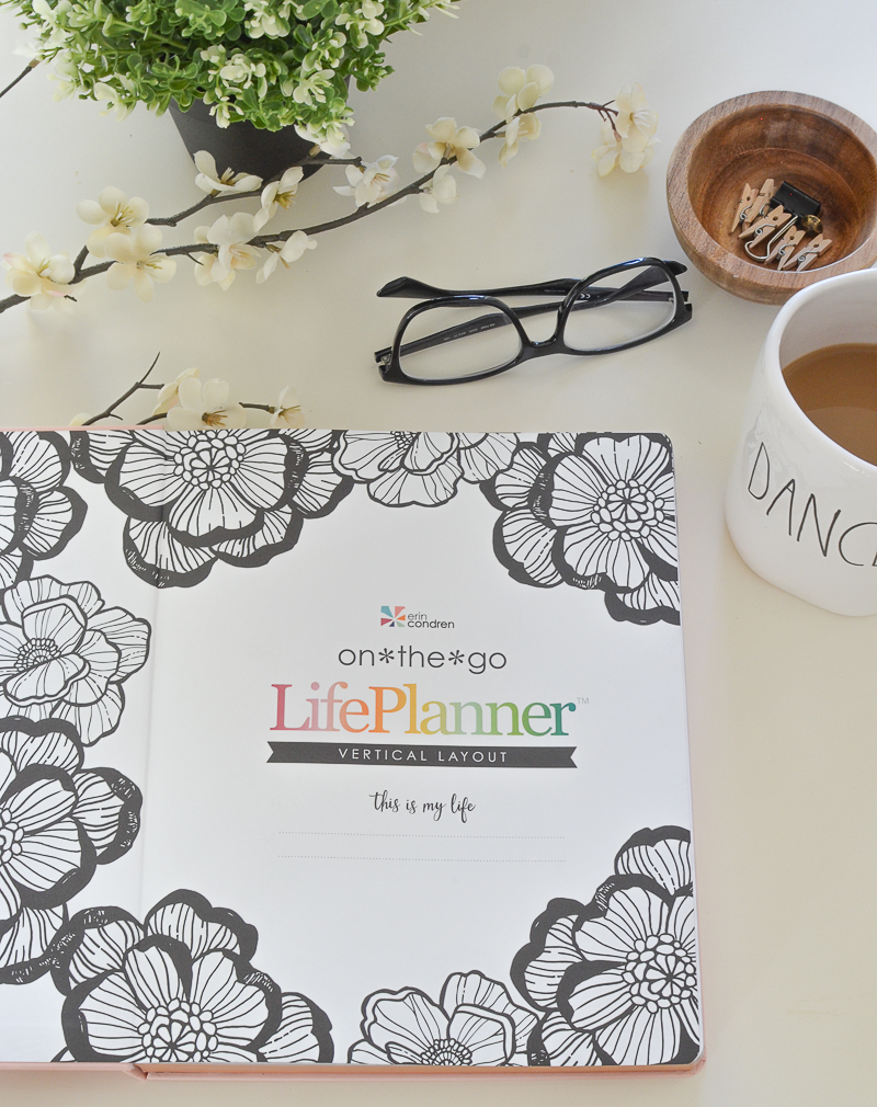 2018 Erin Condren Planner Review
