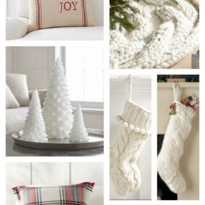 Cozy Farmhouse Style Christmas Decor