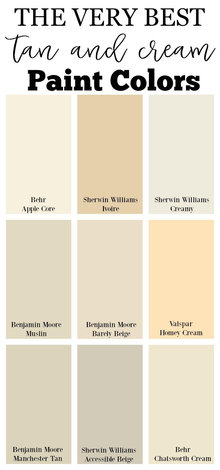 Best Tan Paint Color Behr Euffslemani Com