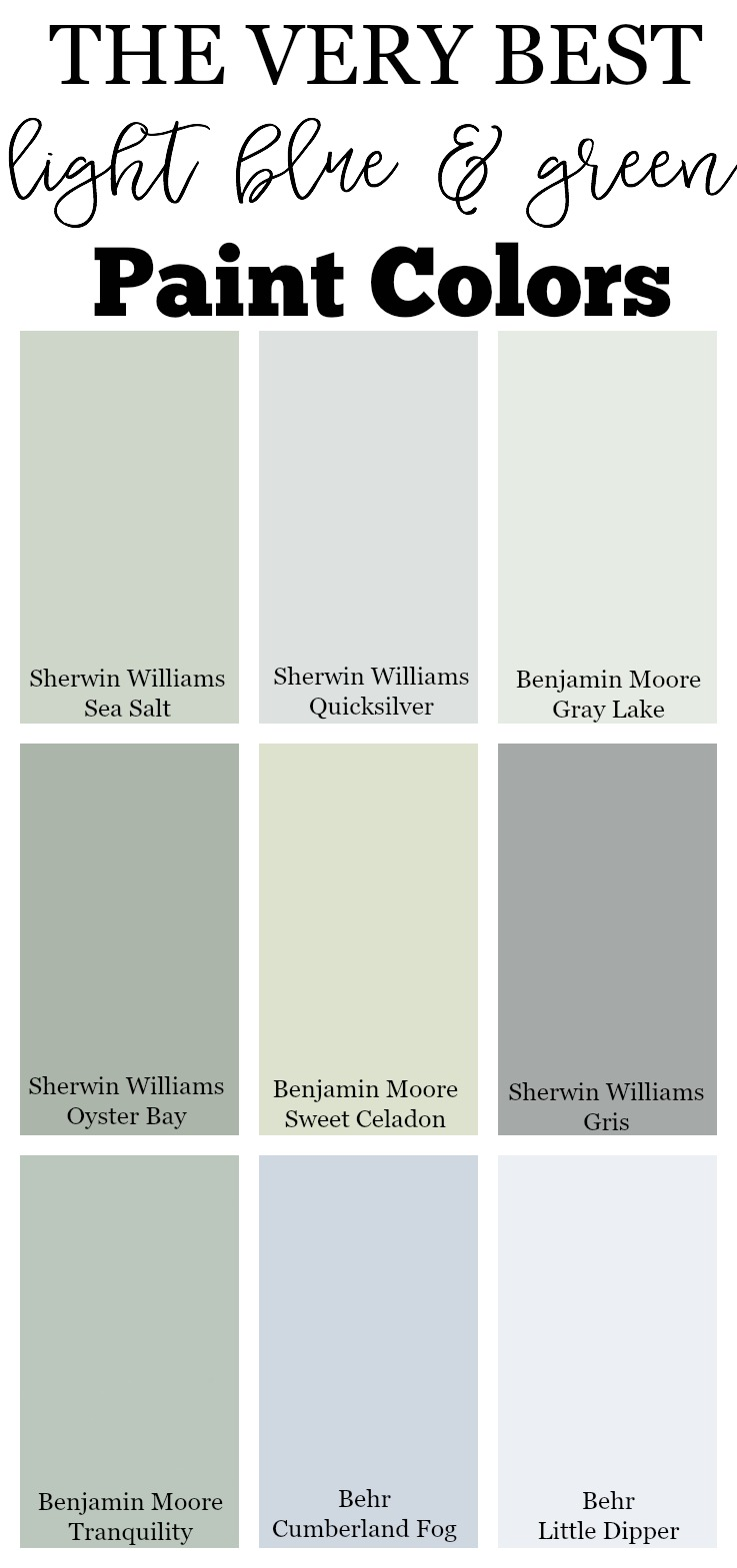 The best neutral paint colors for your home - Best light gray paint color for bathroom ...