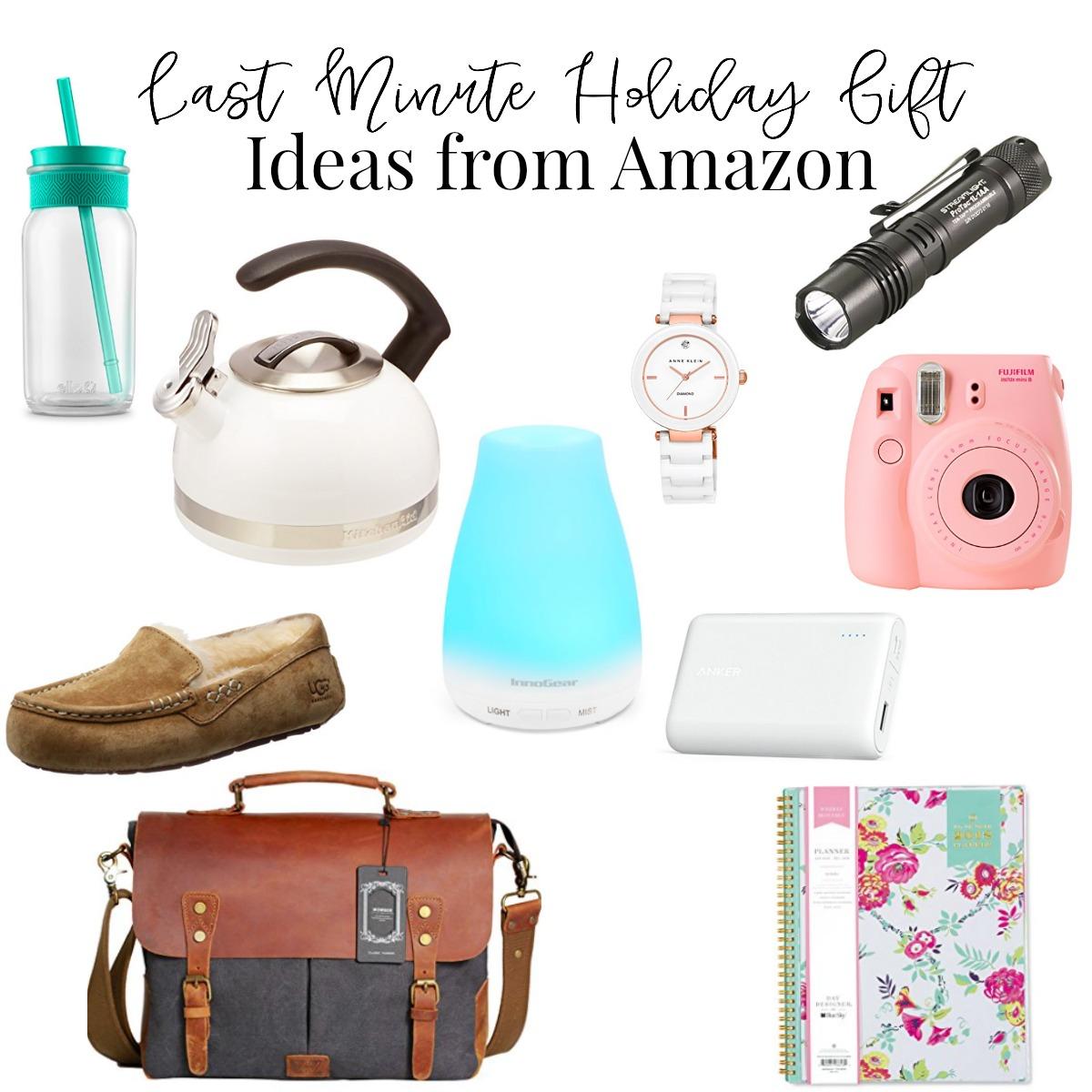 Amazing Last Minute Gift Ideas from Amazon