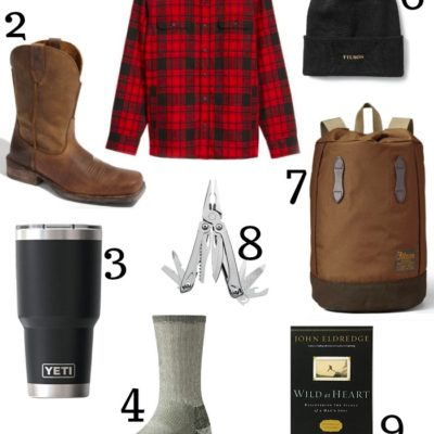 The Best Manly Man's Gift Guide