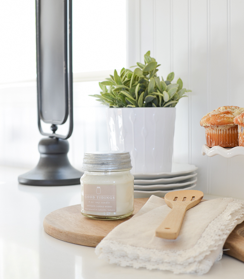 Ordinaire The Best Vintage Inspired Candles. Farmhouse Style Kitchen Decor.