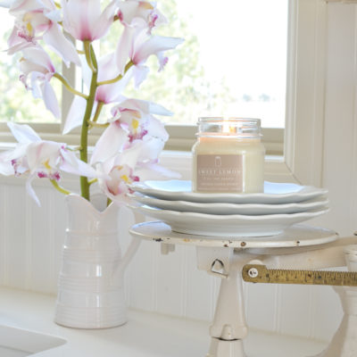 Simple Spring Touches in the Kitchen